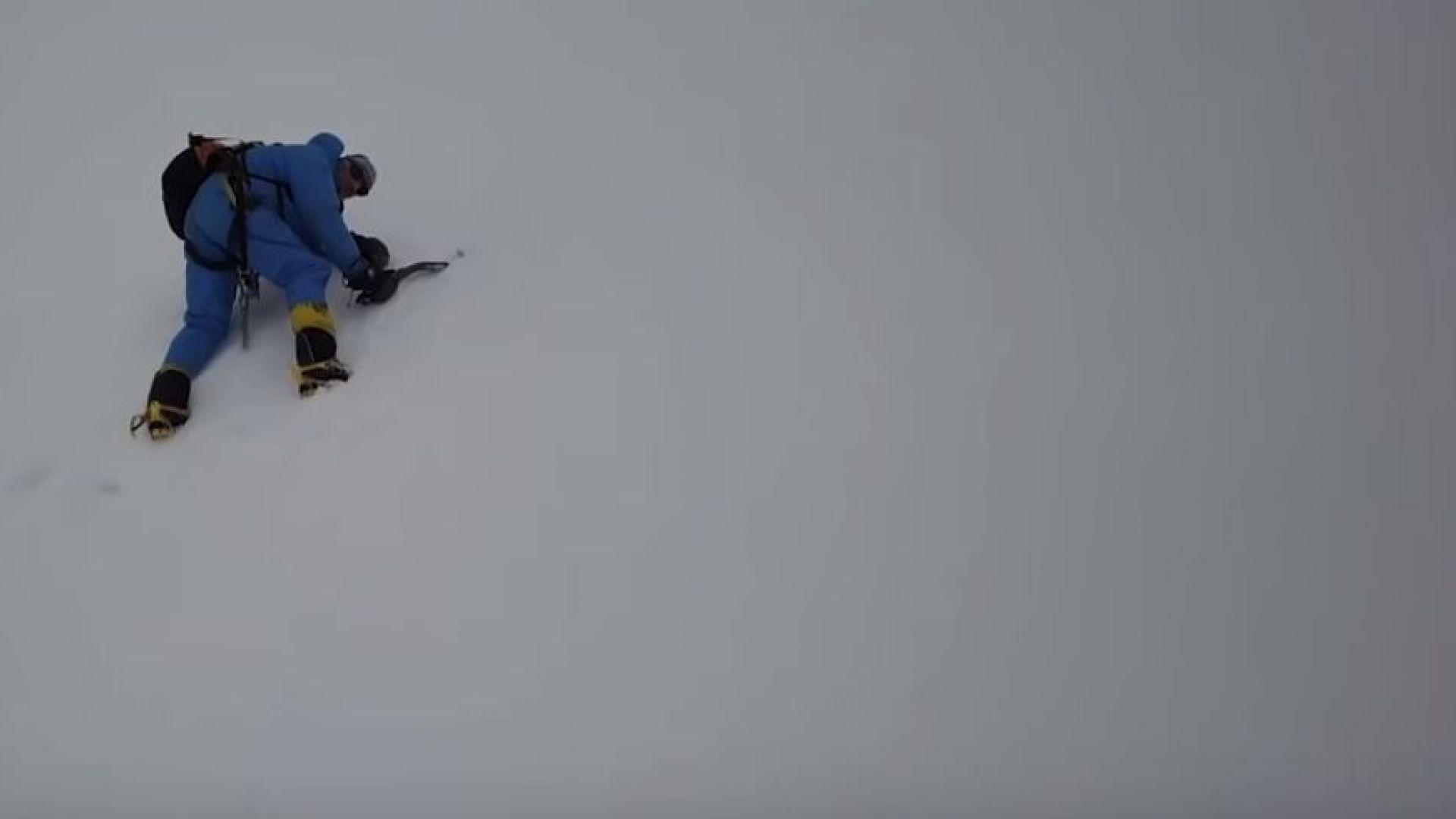 Късметът, който подмина Боян Петров, се спря при шотландеца Рик Алън (видео)