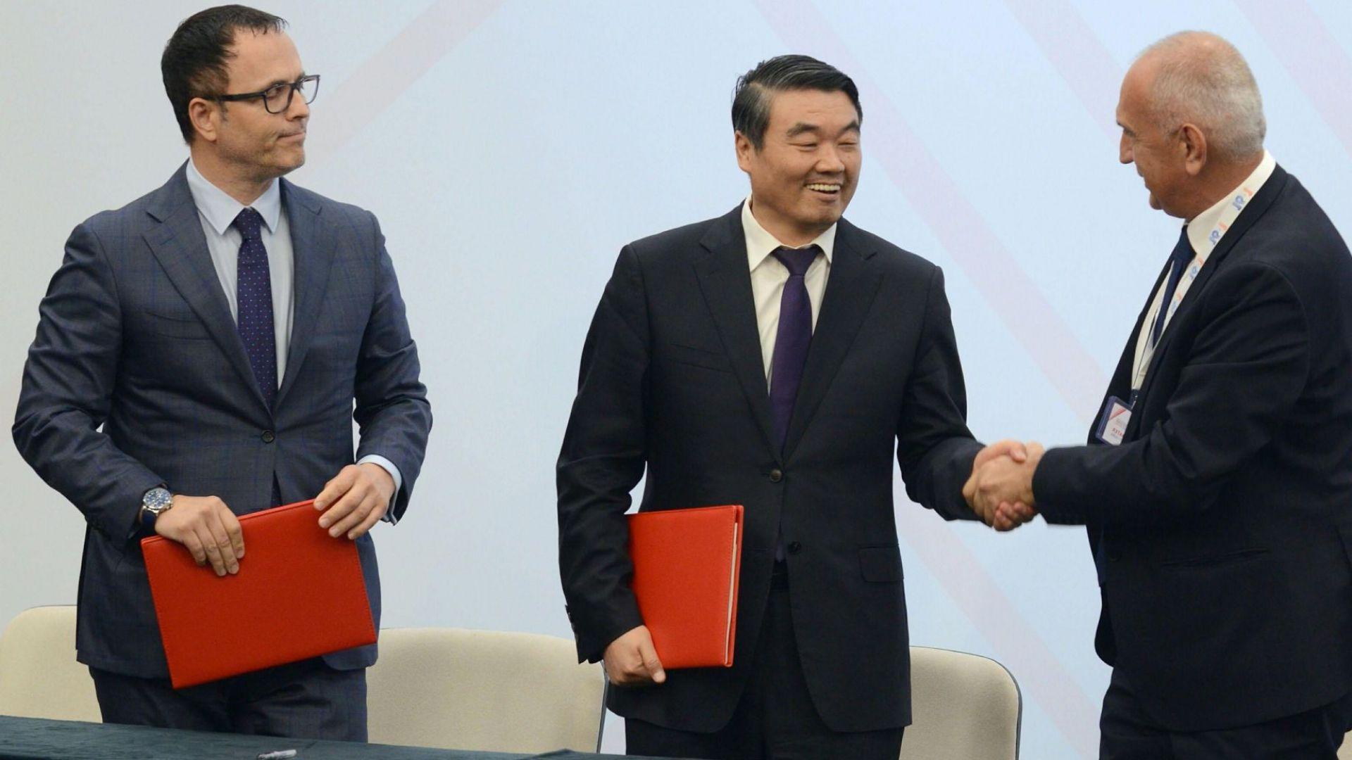 Стоян Мавродиев: Споразумението с Китай за 1,5 млрд. евро  е сериозен шанс за развитие на икономиката ни