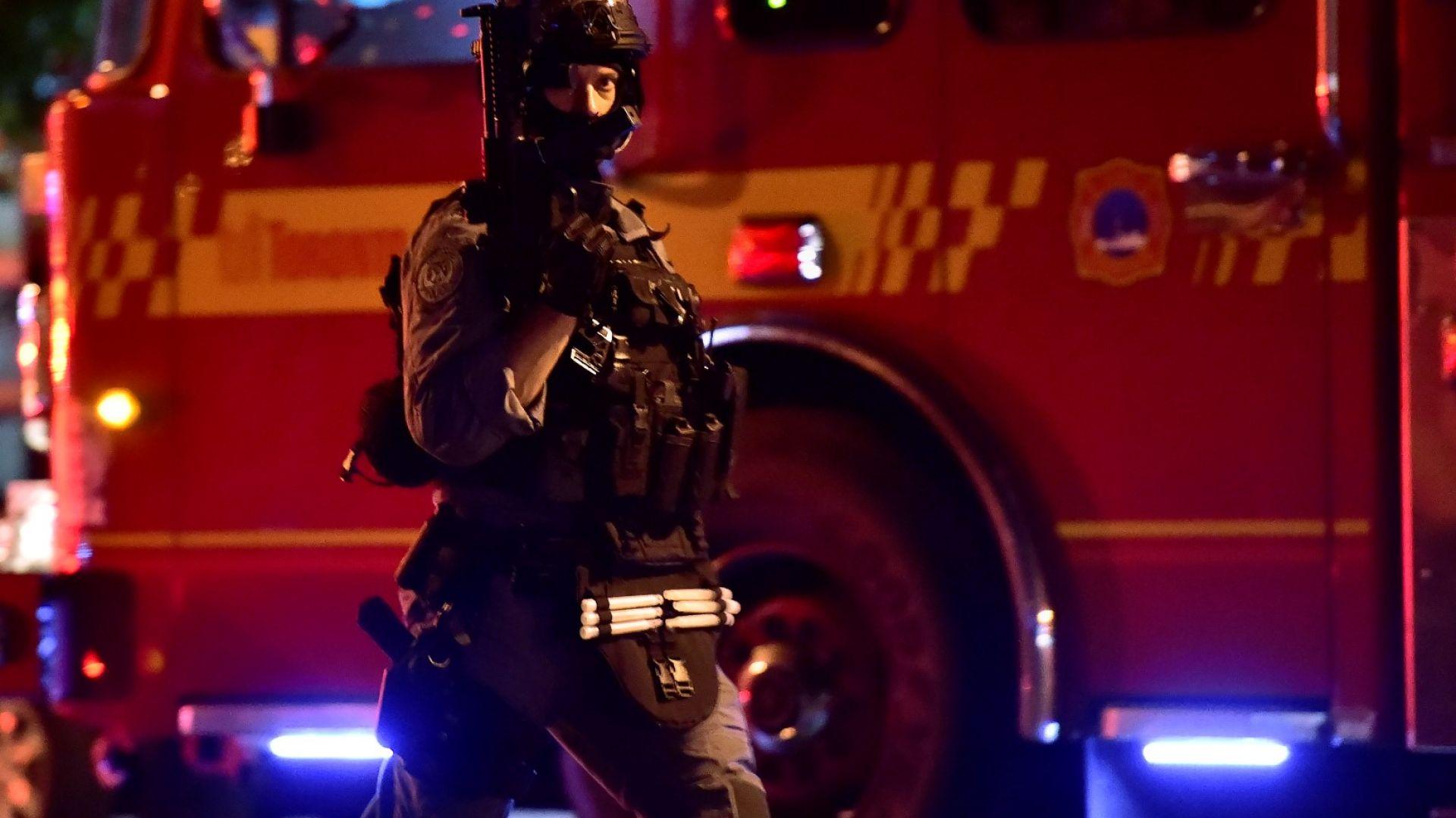Стрелецът от Торонто заснет при атаката, има жертва и 13 ранени (видео)