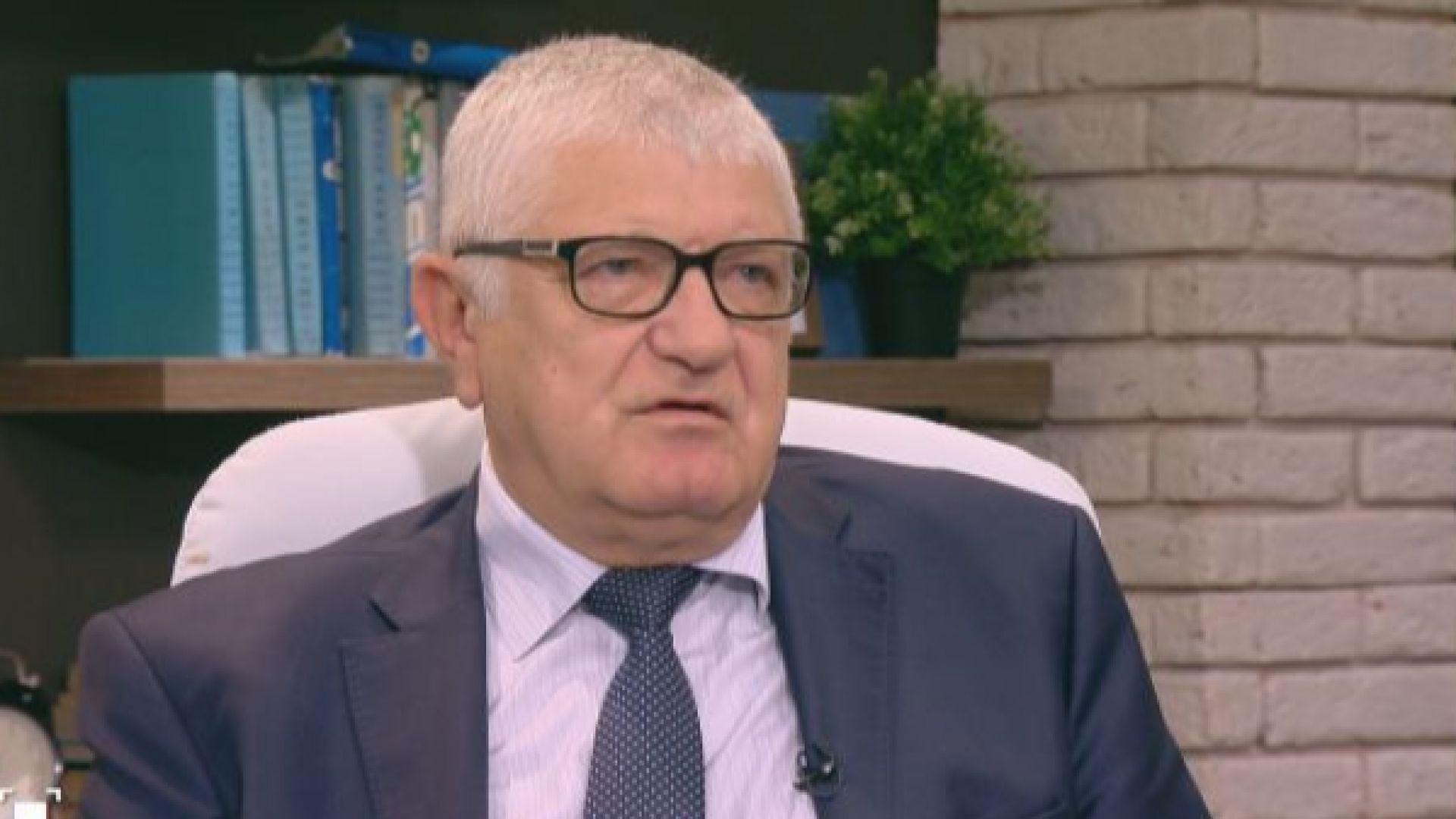 Петър Кънев: Ръстът на БВП се дължи на 5 милиарда лева от гастарбайтерите