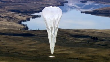 """Безславен край за """"интернет-балоните"""" на Google"""