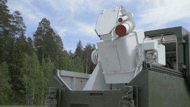 Русия показа лазерното си оръжие (видео)
