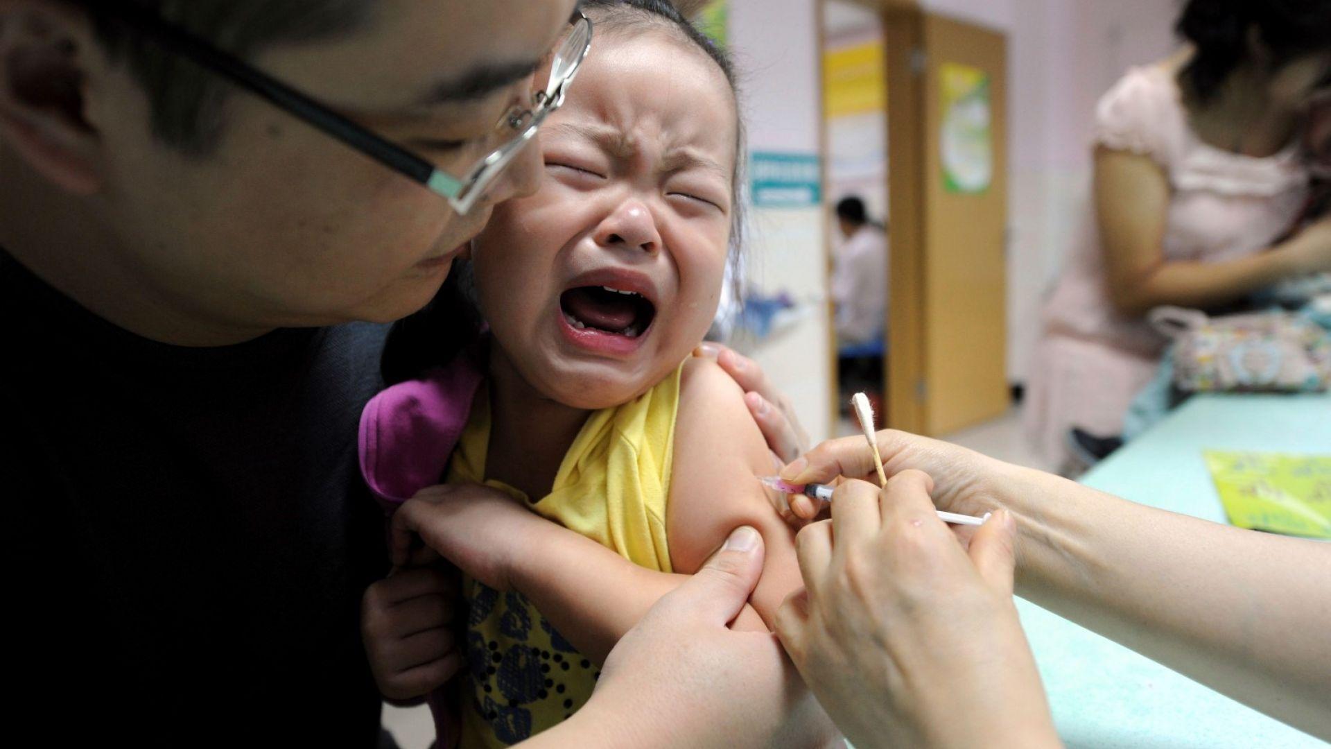 Голям скандал с ваксини разтърси Китай (видео)