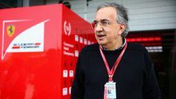След усложнения при операция почина Серджо Маркионе - бившият шеф на Fiat-Chrysler