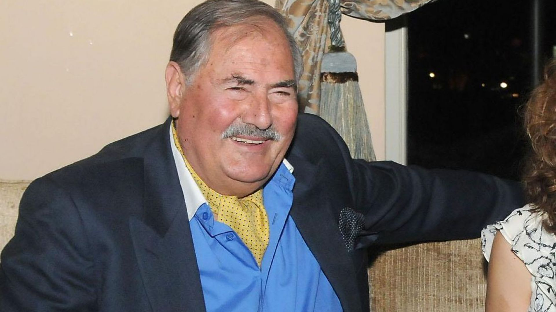 Жорж Ганчев ще претърпи интервенция, но не е получил инфаркт