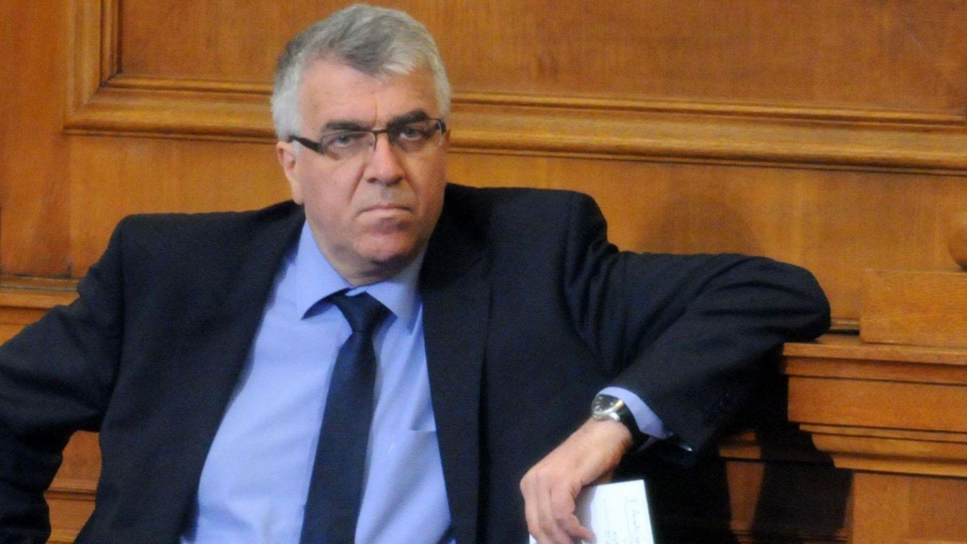 Румен Гечев: В БСП искаме дебат за Еврозоната, не сме против