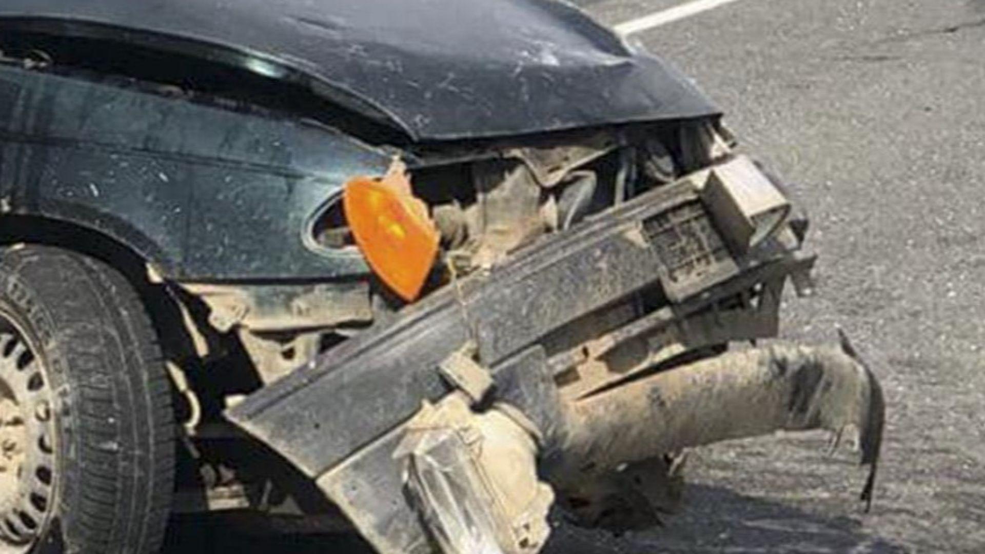 """Мъж загина на магистрала """"Тракия"""", жената и детето му са в тежко състояние"""