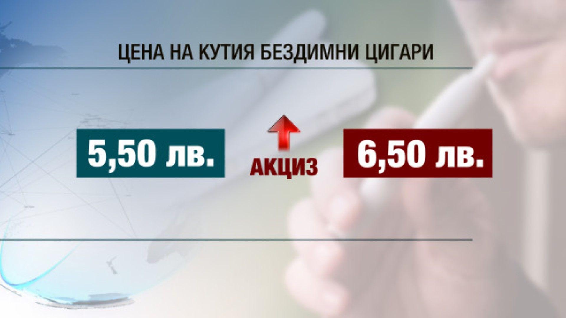 Депутатите гласуват промяната в акциза за бездимните цигари