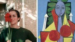 Франсоаз Жило и Пикасо - 40 години разлика, 10 години любов и жестока раздяла