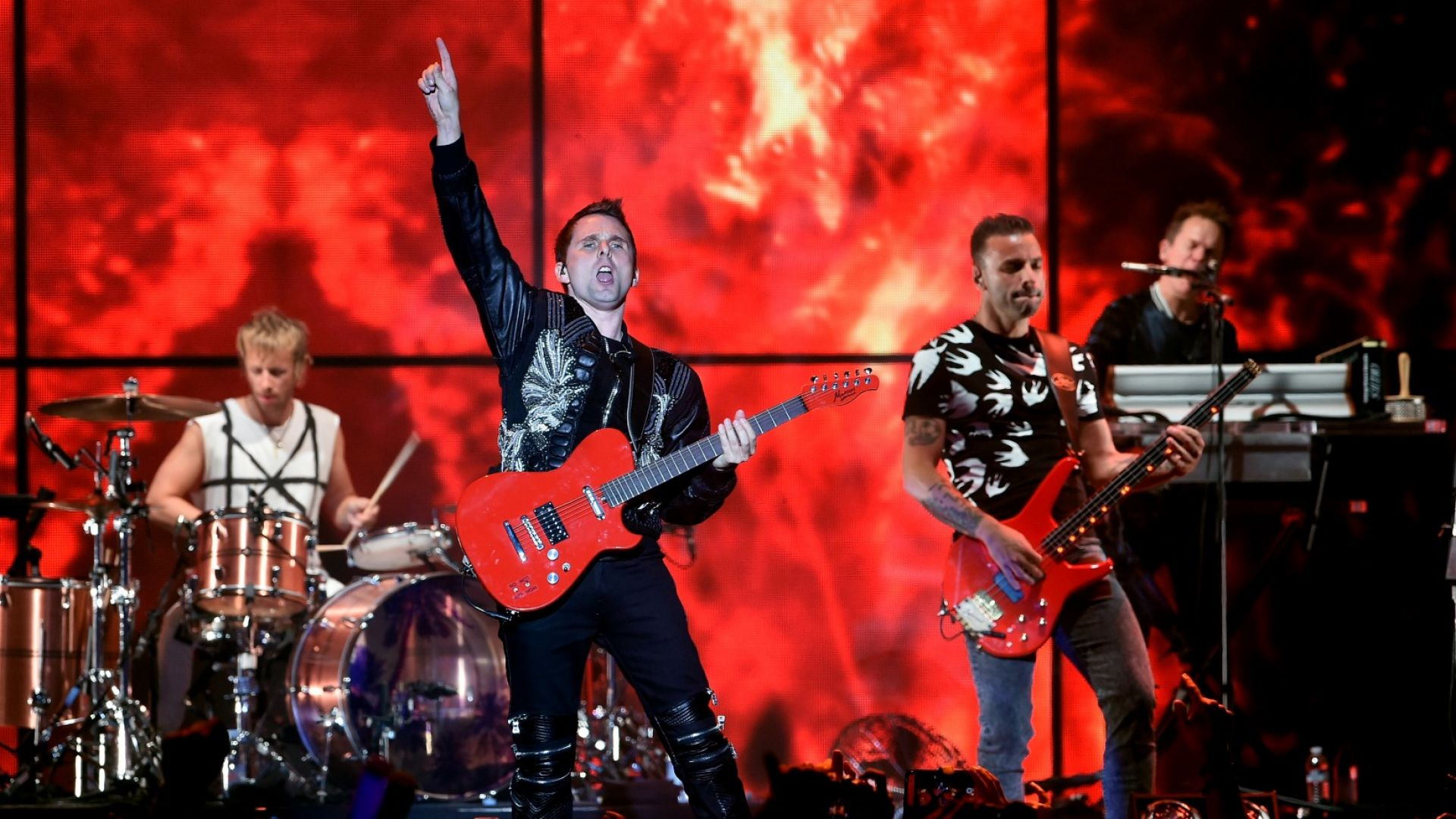 The Muse се готвят за турне
