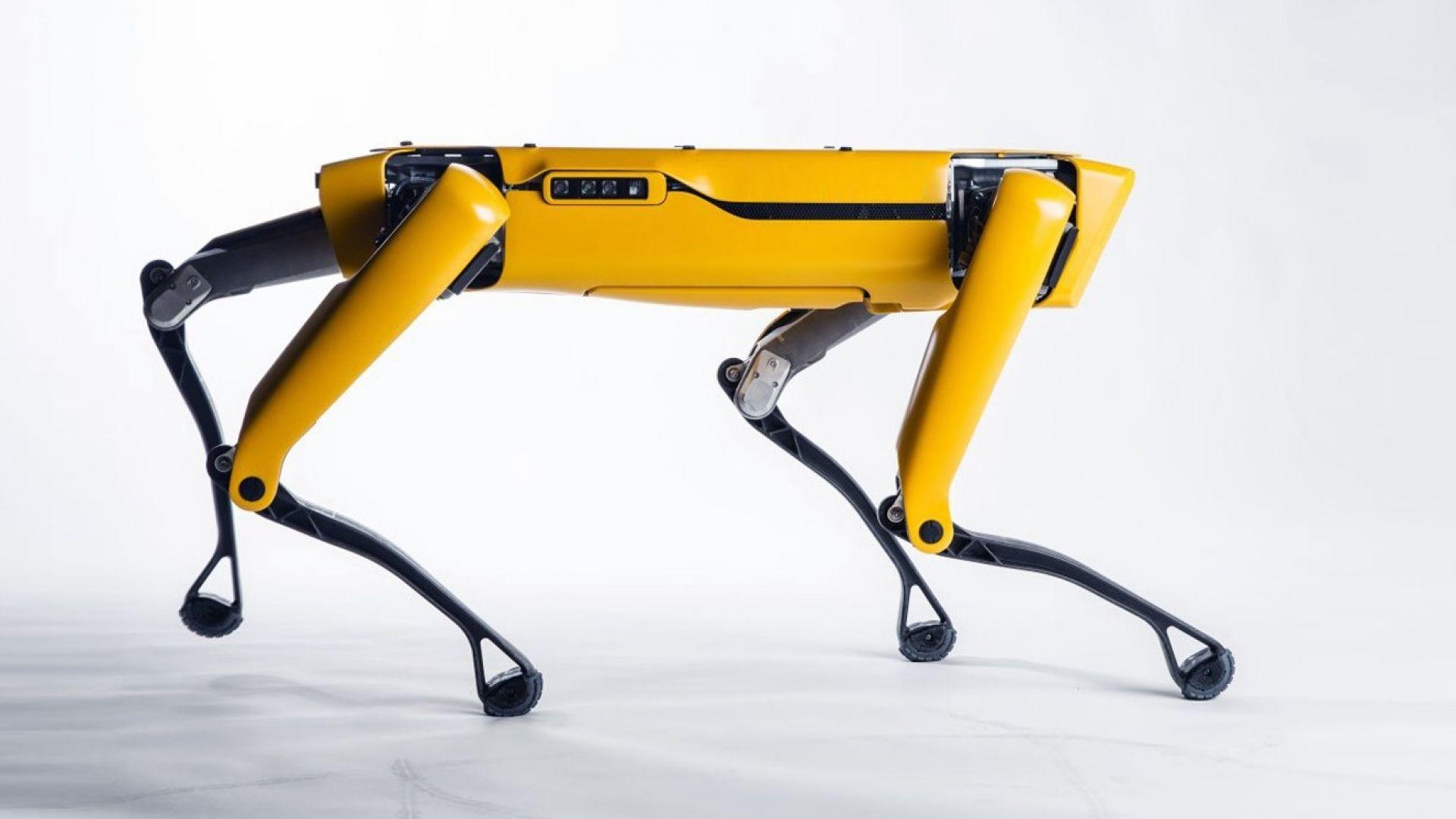 Руски учени разработват четириноги роботи