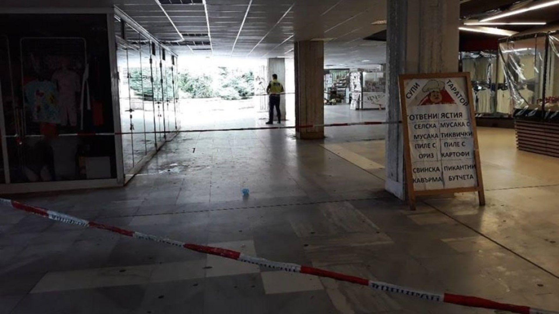 Скандалът е избухнал между двамата собственици на магазини заради куче
