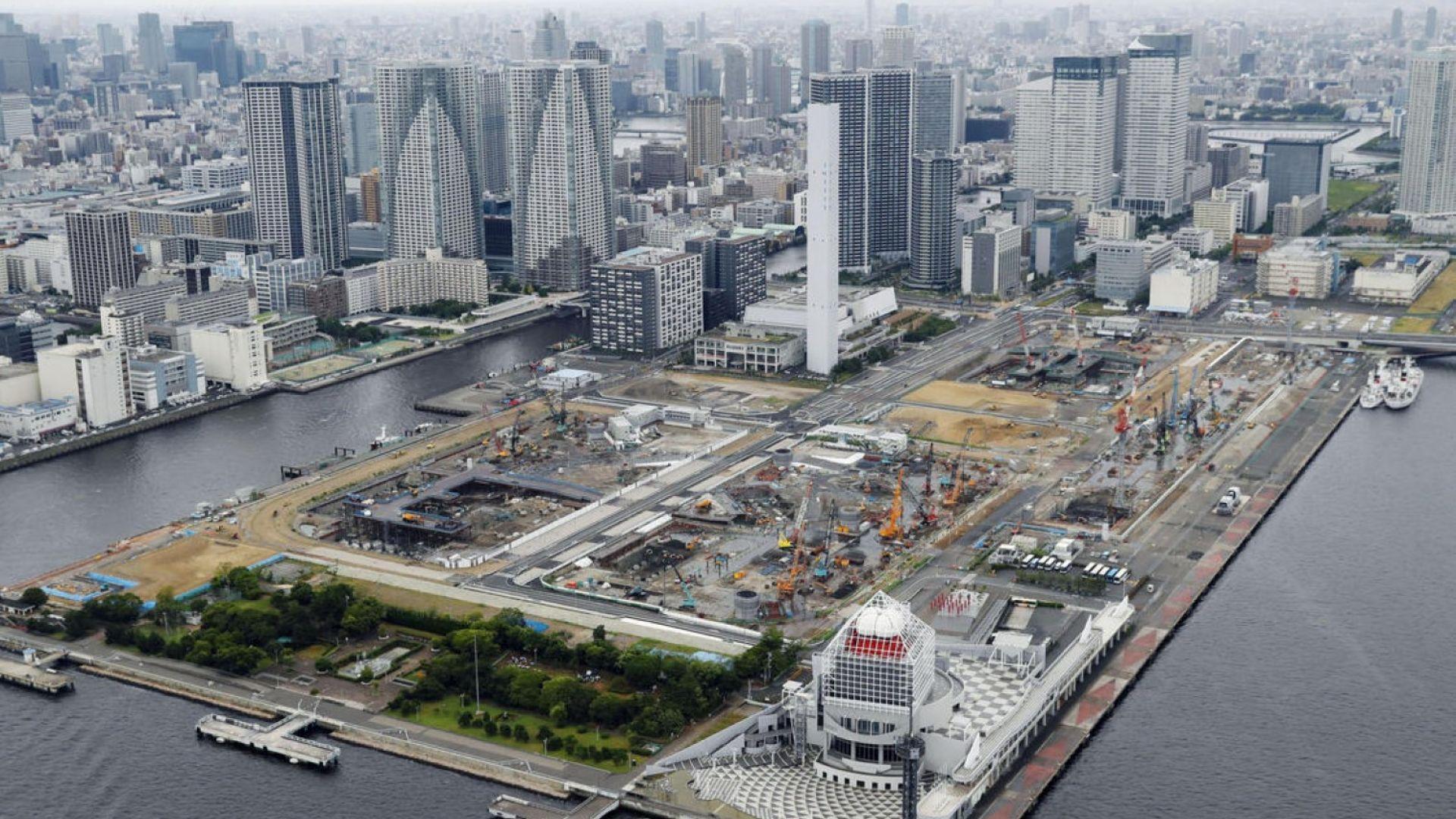 Японски фирми наливат колосална сума в Токио 2020