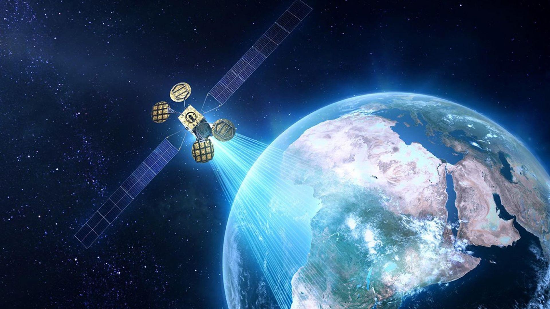 Facebook разработва свой интернет сателит