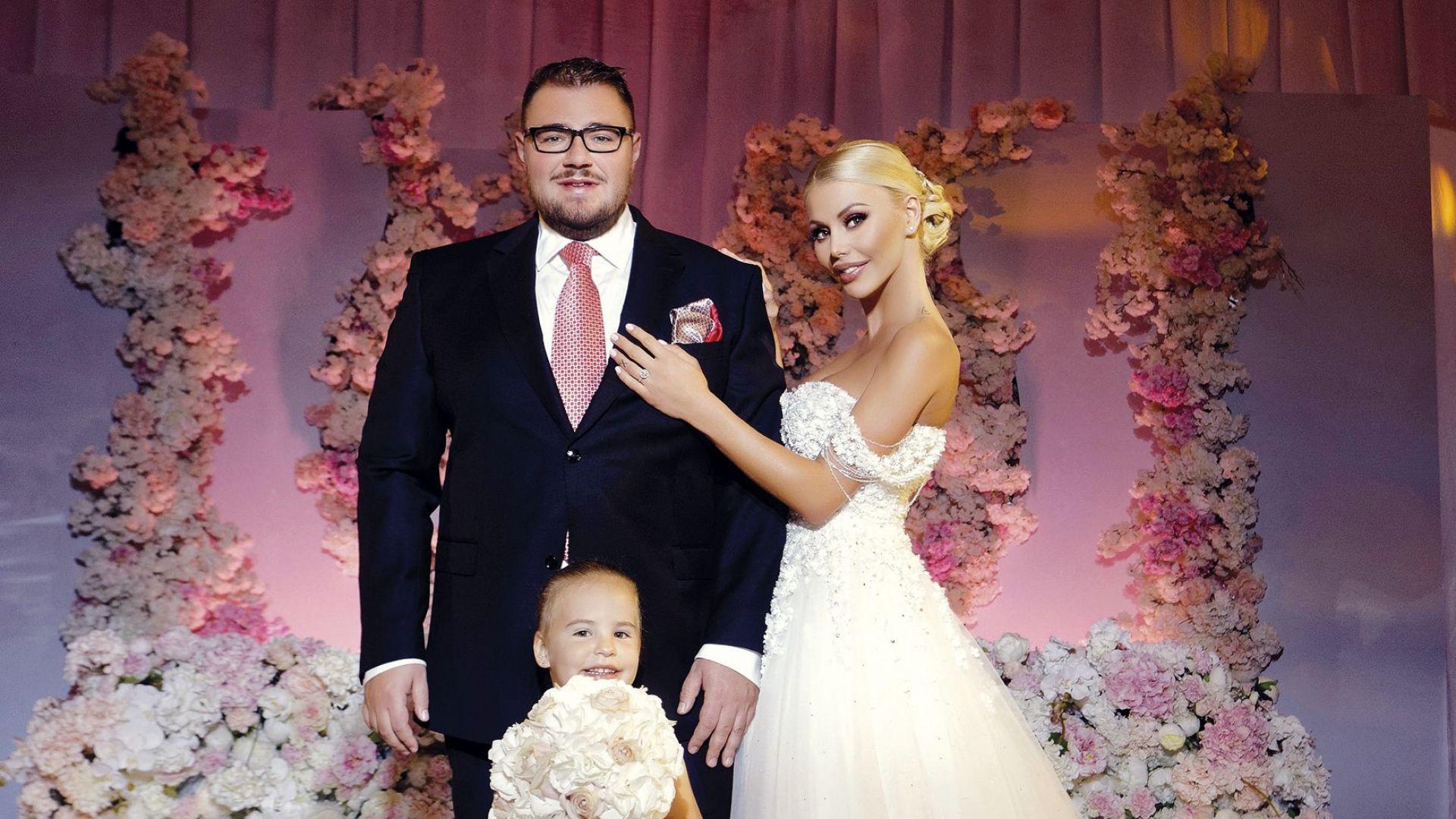 Светлана и Християн Гущерови чакат първи наследник