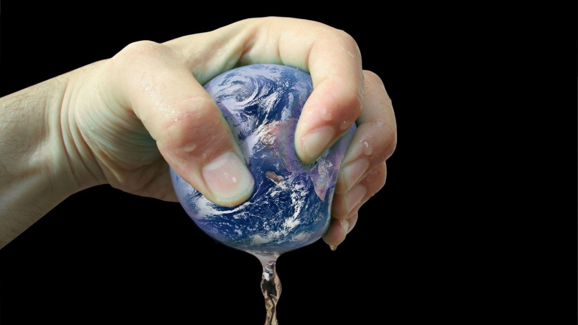 """Хората """"изядоха"""" годишния ресурс на планетата само за 7 месеца"""