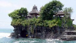 Азиатски религиозни храмове, които всяват ужас