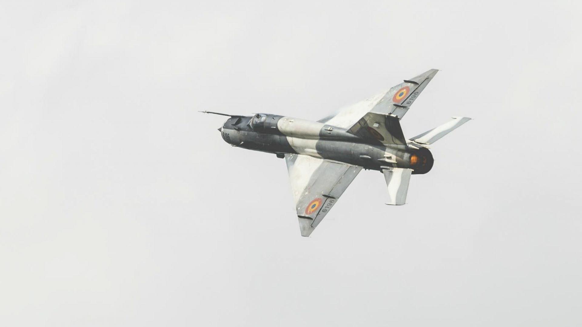 Загинал е единият летец от сваления от Израел сирийски (не руски) Су-22