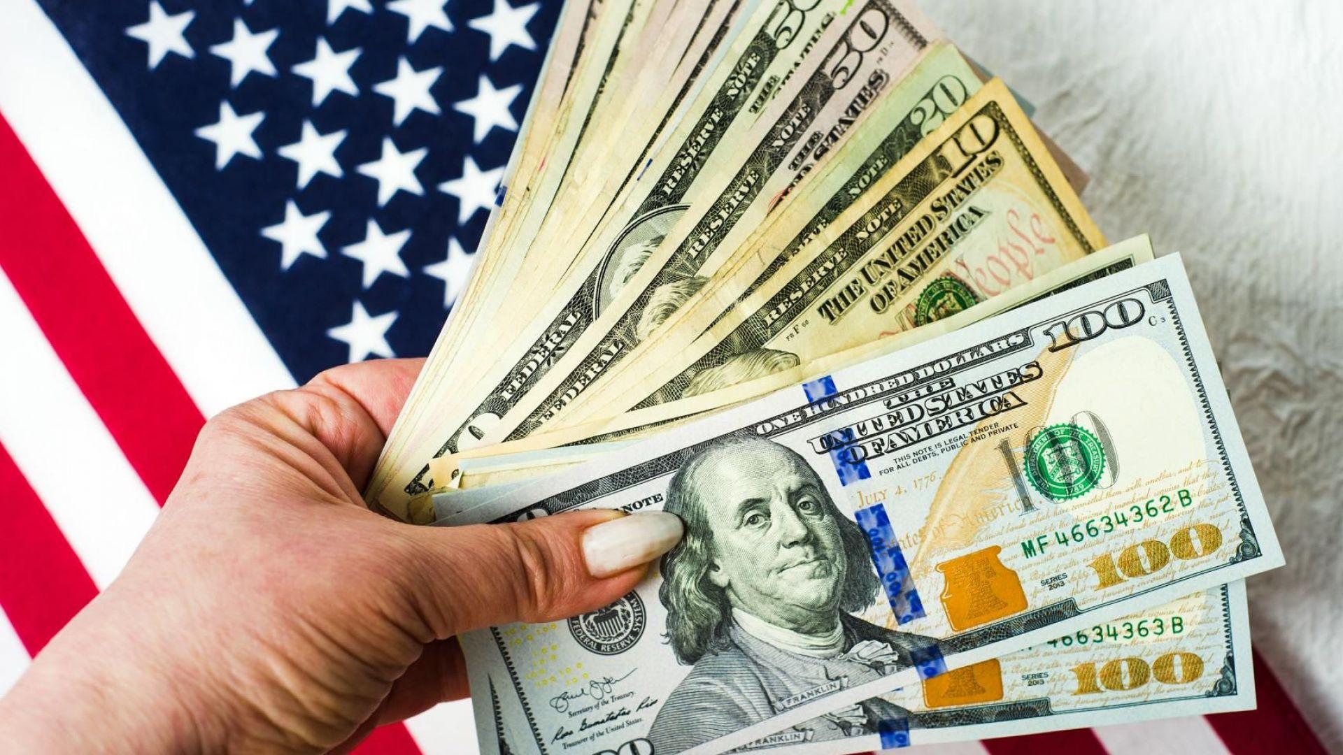 МВФ: Доларът е надценен с 16%