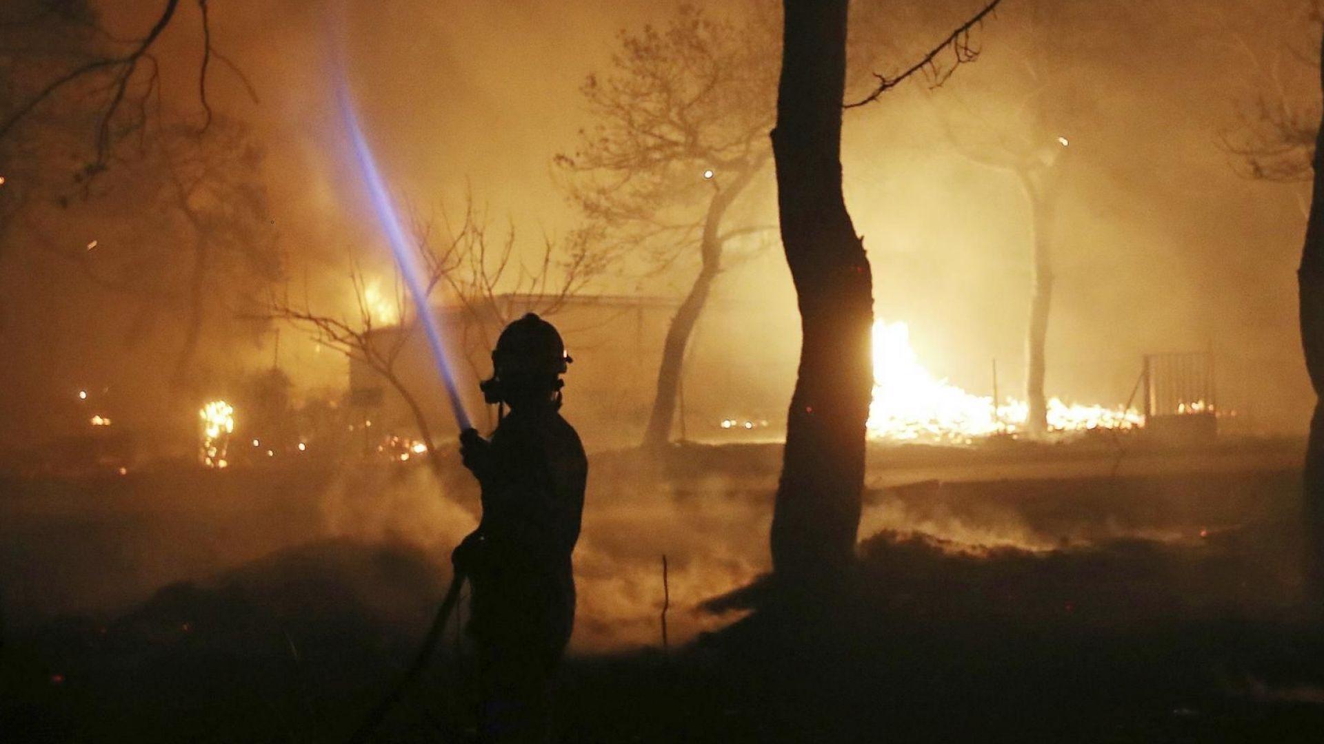 Светът в пламъци, пожари, екстремни температури, започва ли Апокалипсис? (видео)