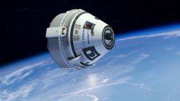Провал за космическия кораб на САЩ