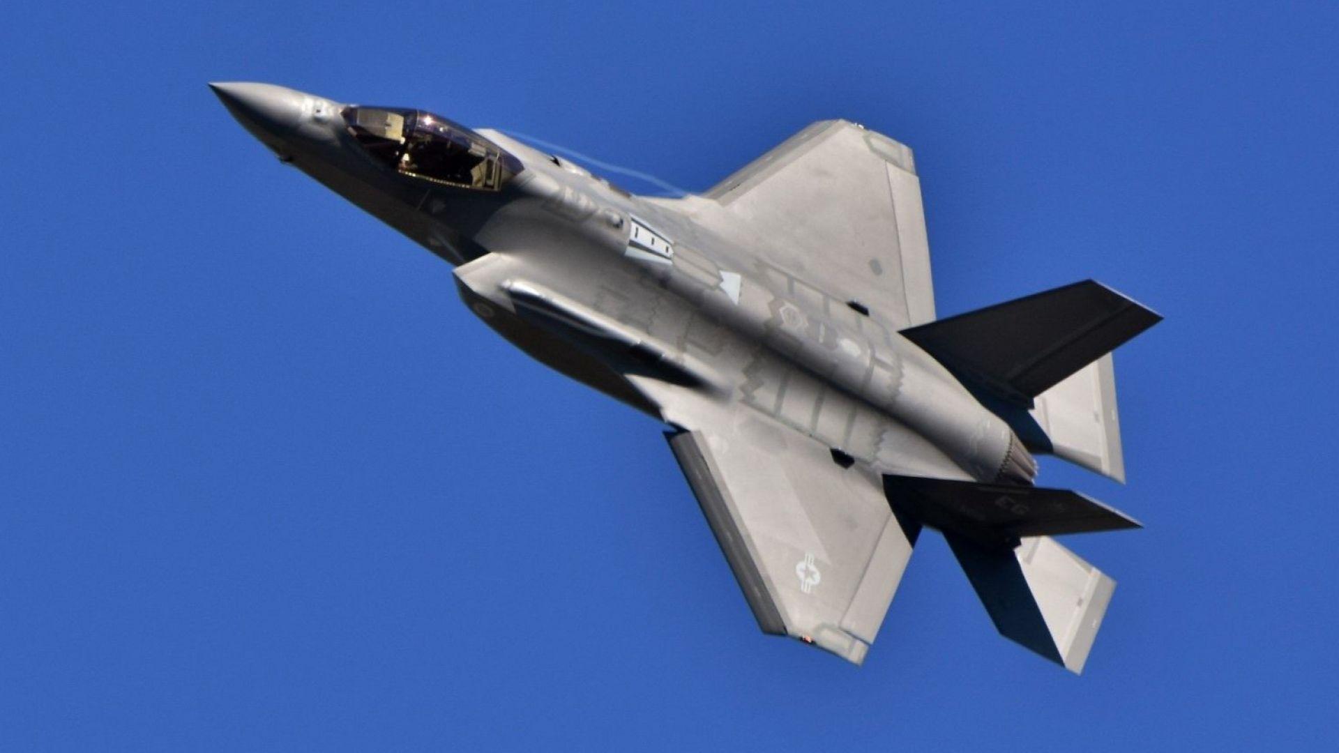 САЩ отрязаха временно Турция за изтребителите  F-35