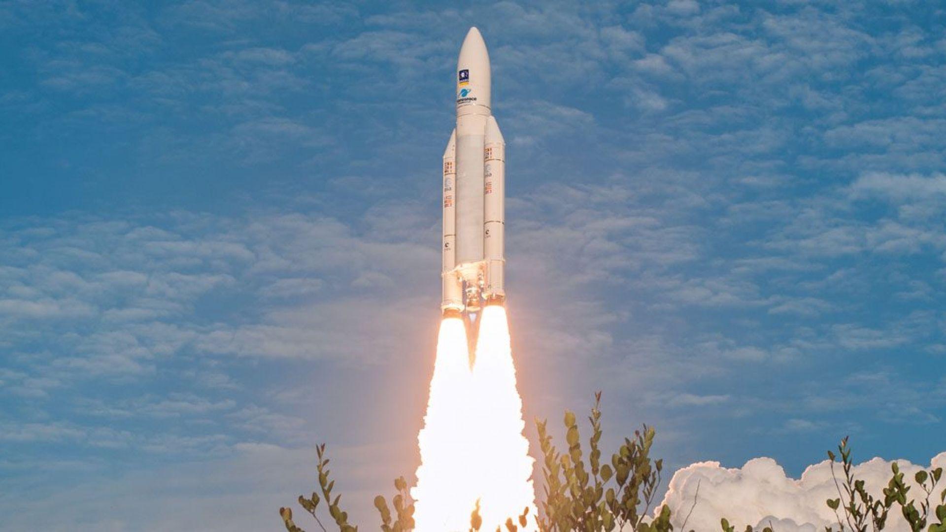 Успешен старт за Ariane 5 и Falcon 9