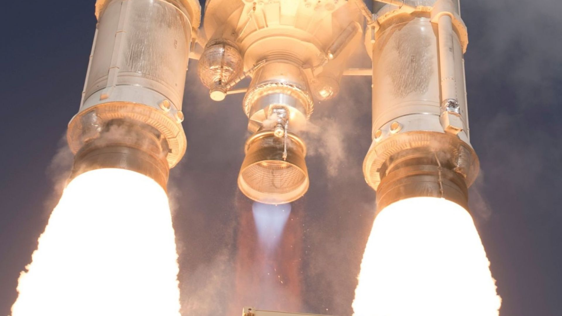 По-късно днес: две изстрелвания към космоса в рамките на 15 минути