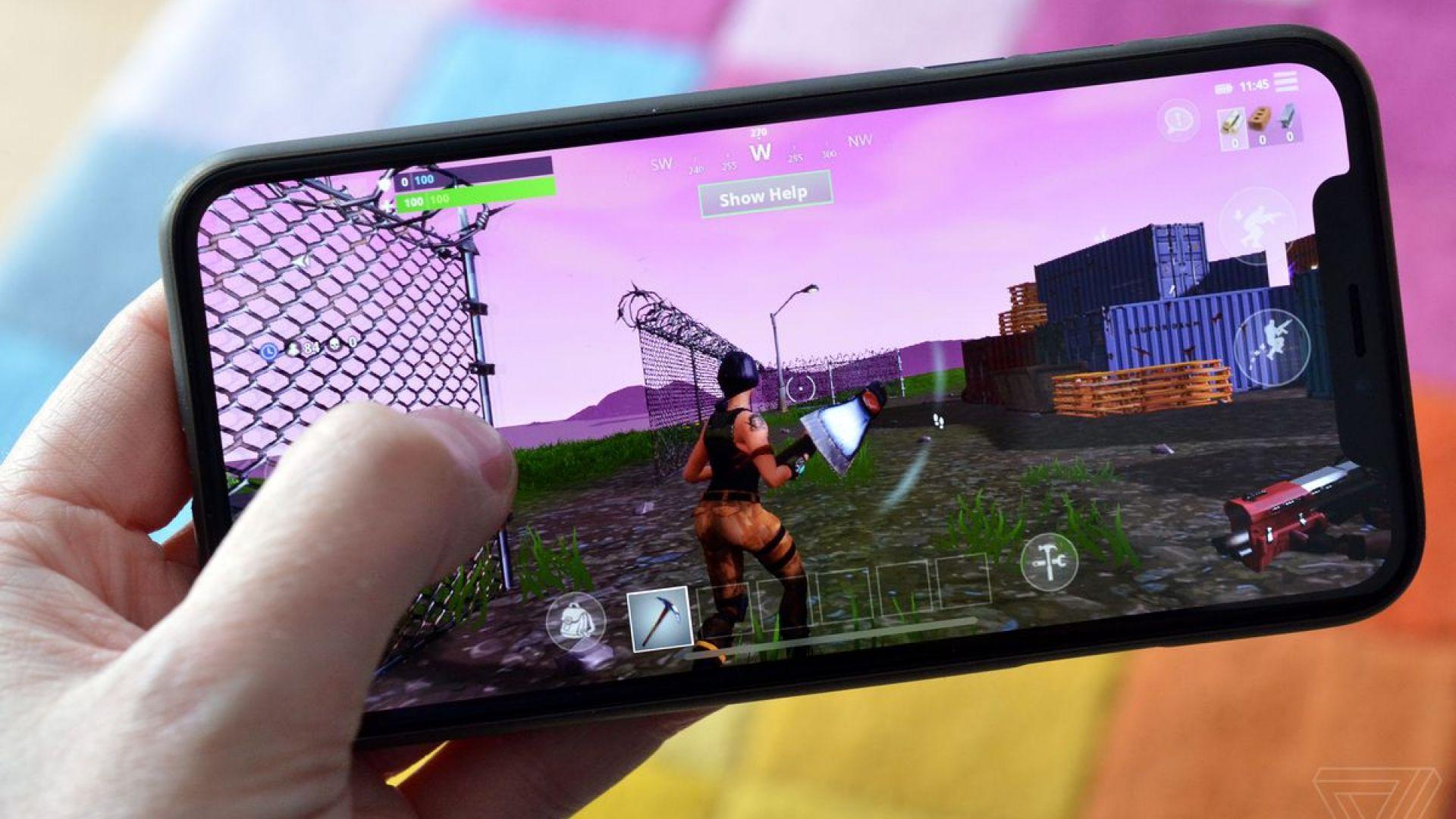 Samsung работи по геймърски смартфон
