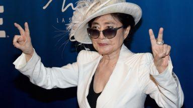85-годишната Йоко Оно издава нов албум