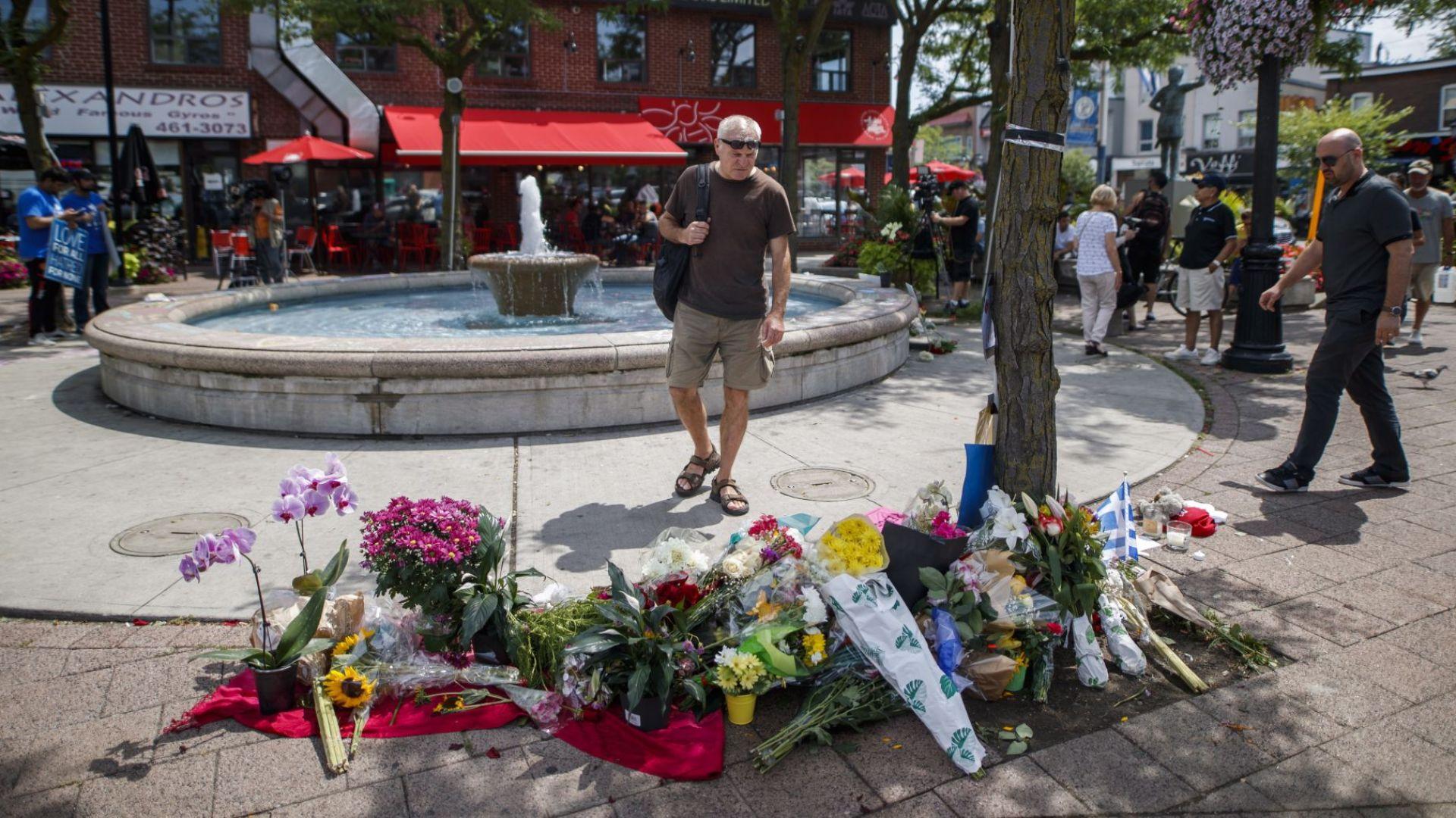 Канада преразглежда законите за оръжията след стрелбата в Торонто