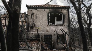 Обгорялата в Гърция българка: И на война не е било така, бягах върху огън!