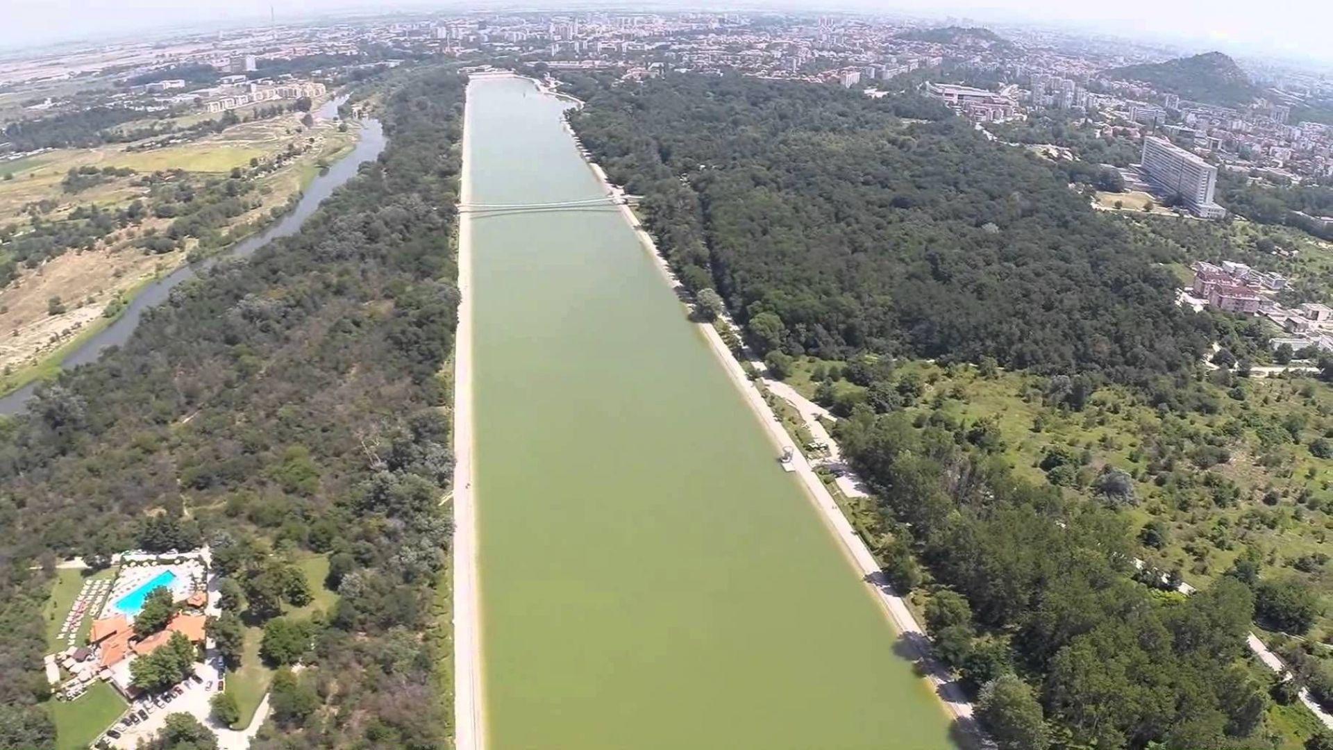 Съдът разреши строежа на втори Гребен канал в Пловдив