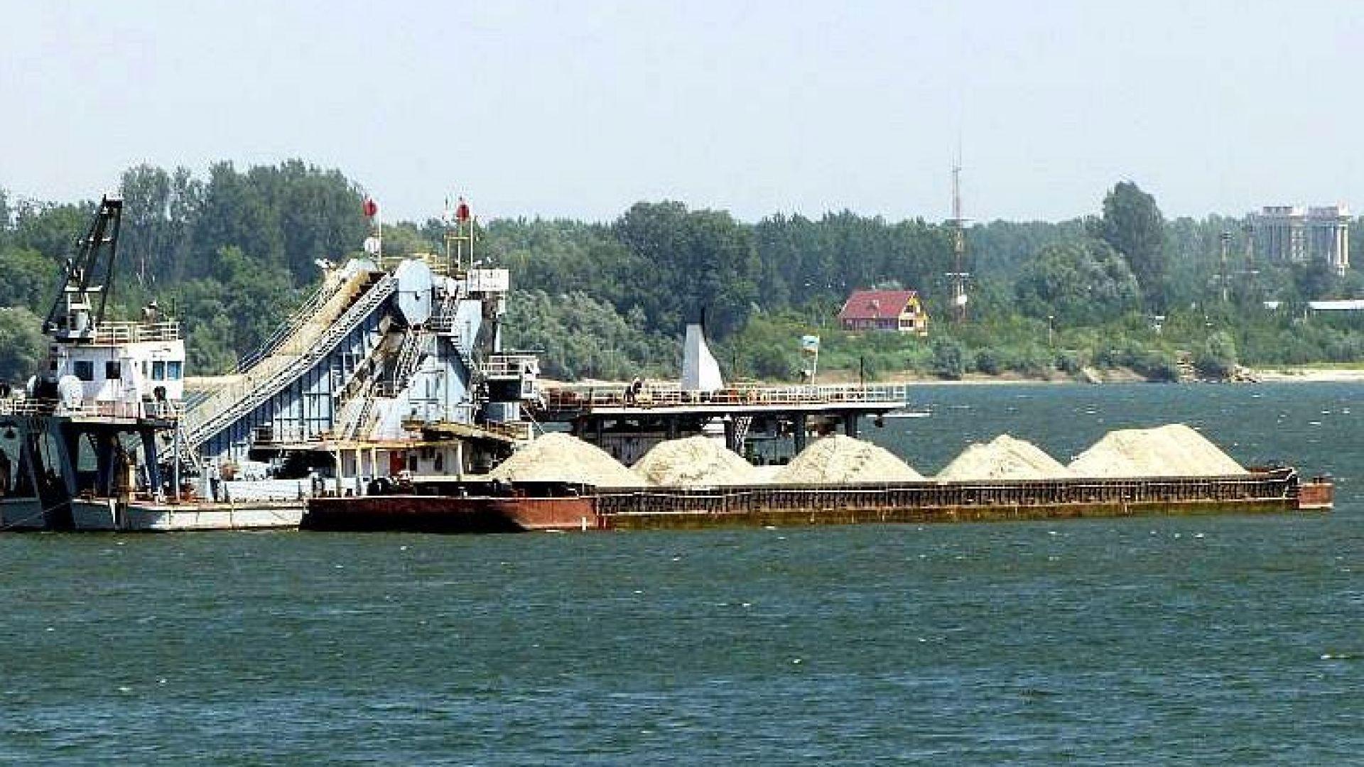 Подкопахме Дунав в района на островите Вардим и Белене