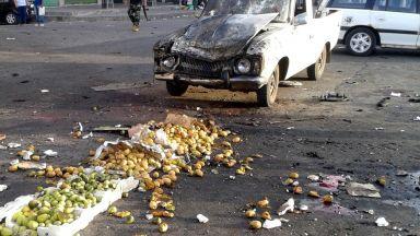 ИДИЛ напомни за себе си: уби повече от 150 души на сирийски пазар