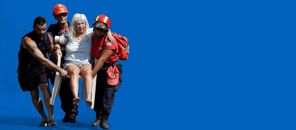 АНКЕТА: Бихте ли се включили като доброволец в спасителна акция при бедствие?