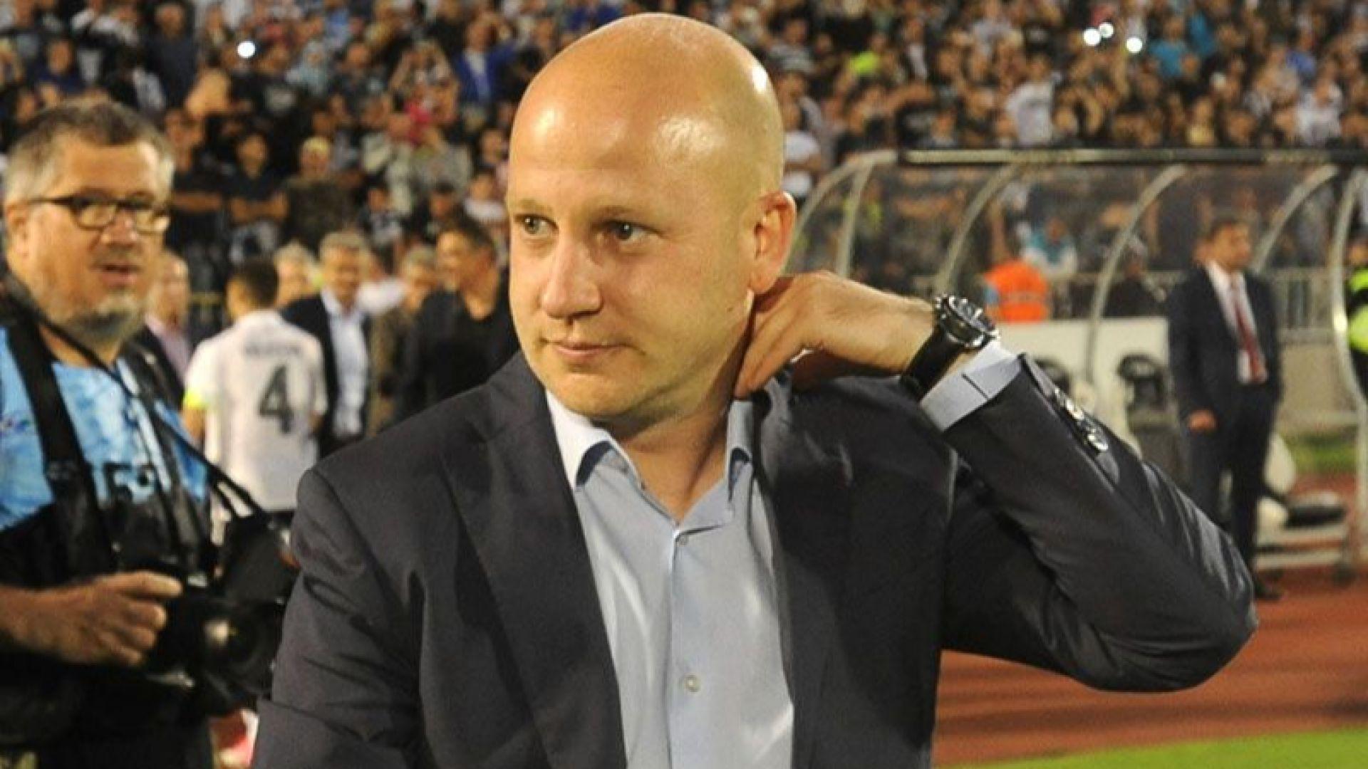 Треньорът на унгарците: Резултатът е позитивен за нас