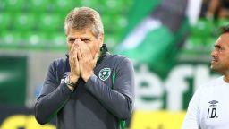 """Треньорът на """"Лудогорец"""": Загубихме концентрация и не контролирахме мача"""