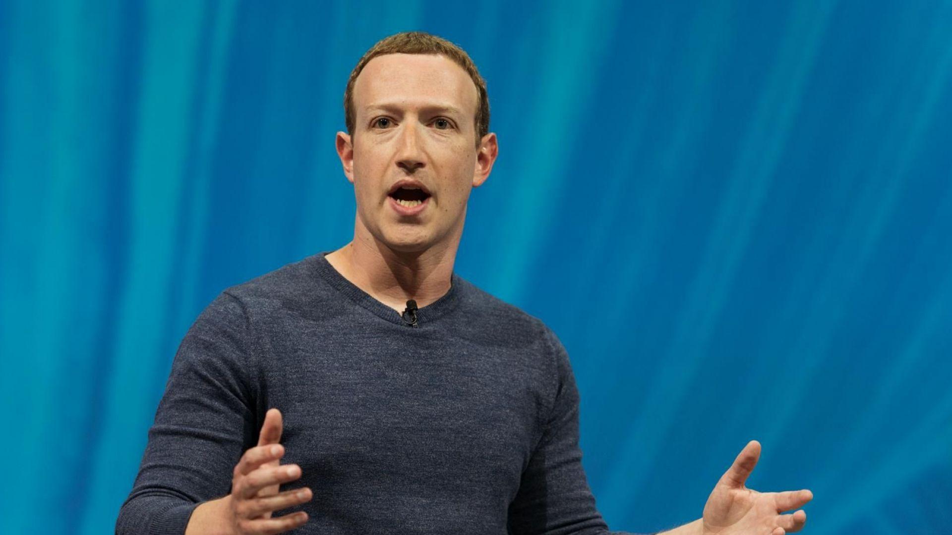 """Зукърбърг забрани айфоните във """"Фейсбук"""""""
