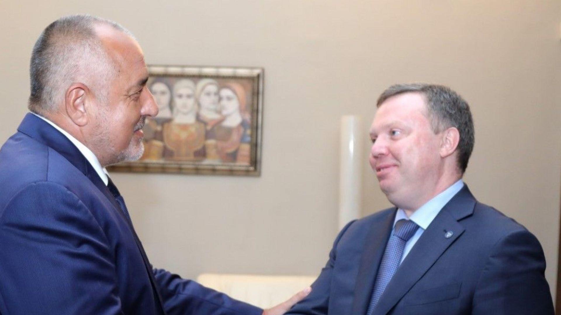 """Русия не крие интереса си към АЕЦ """"Белене"""""""