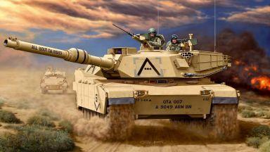 САЩ ще заложат на танкове-роботи