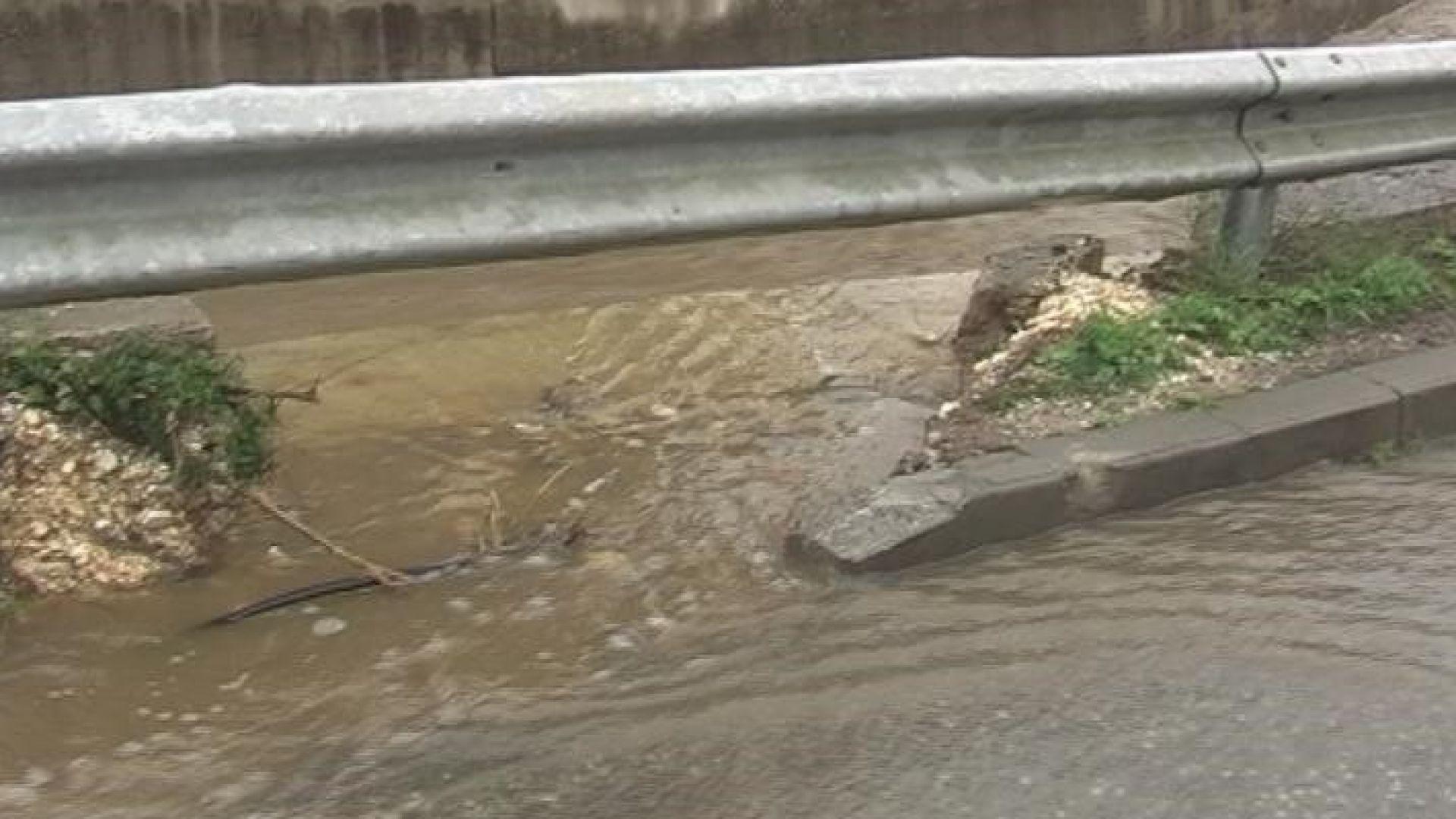 Кметът отмени бедственото положение в Пирдоп