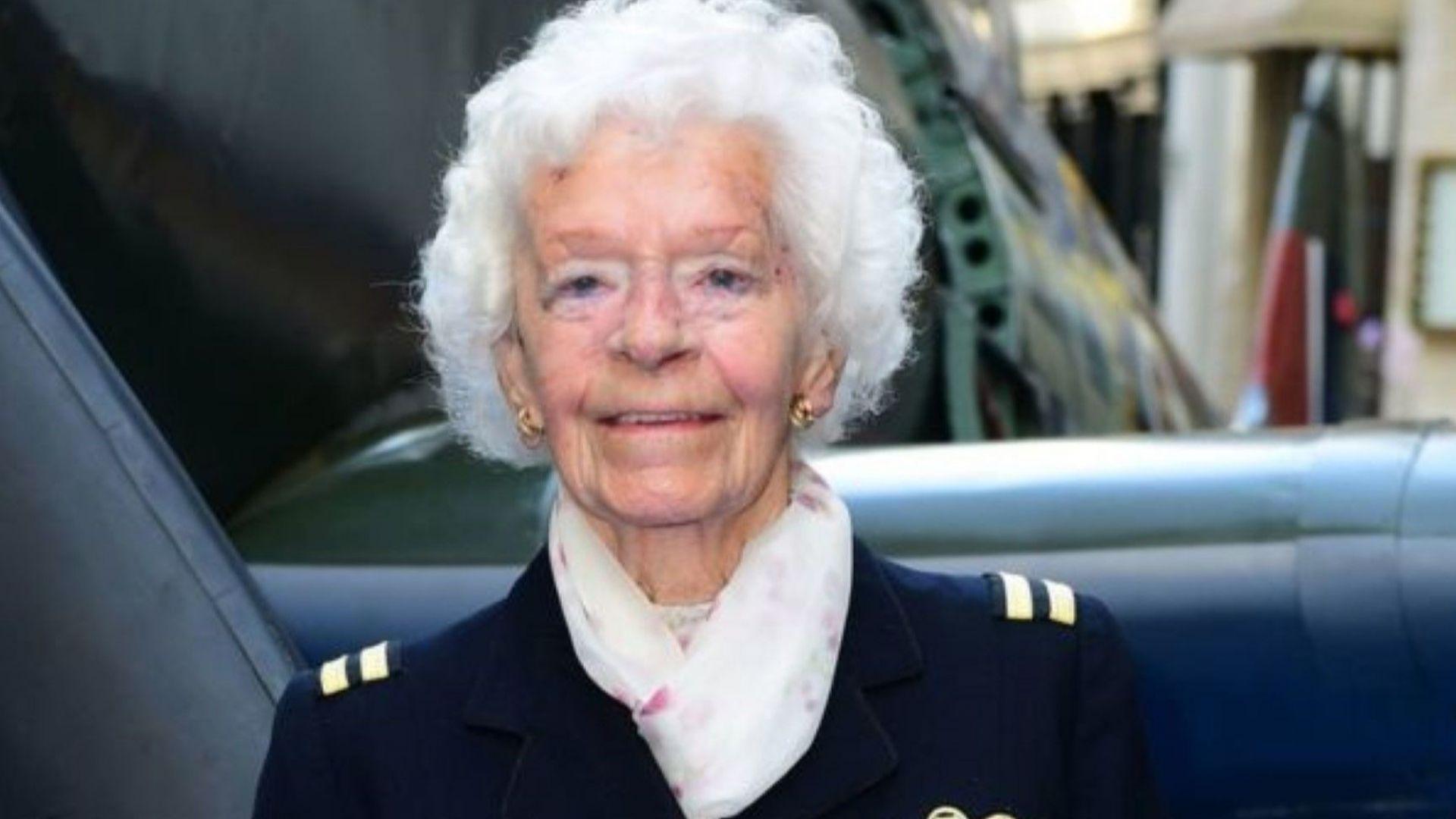 Почина последната жива жена-пилот от Втората световна война