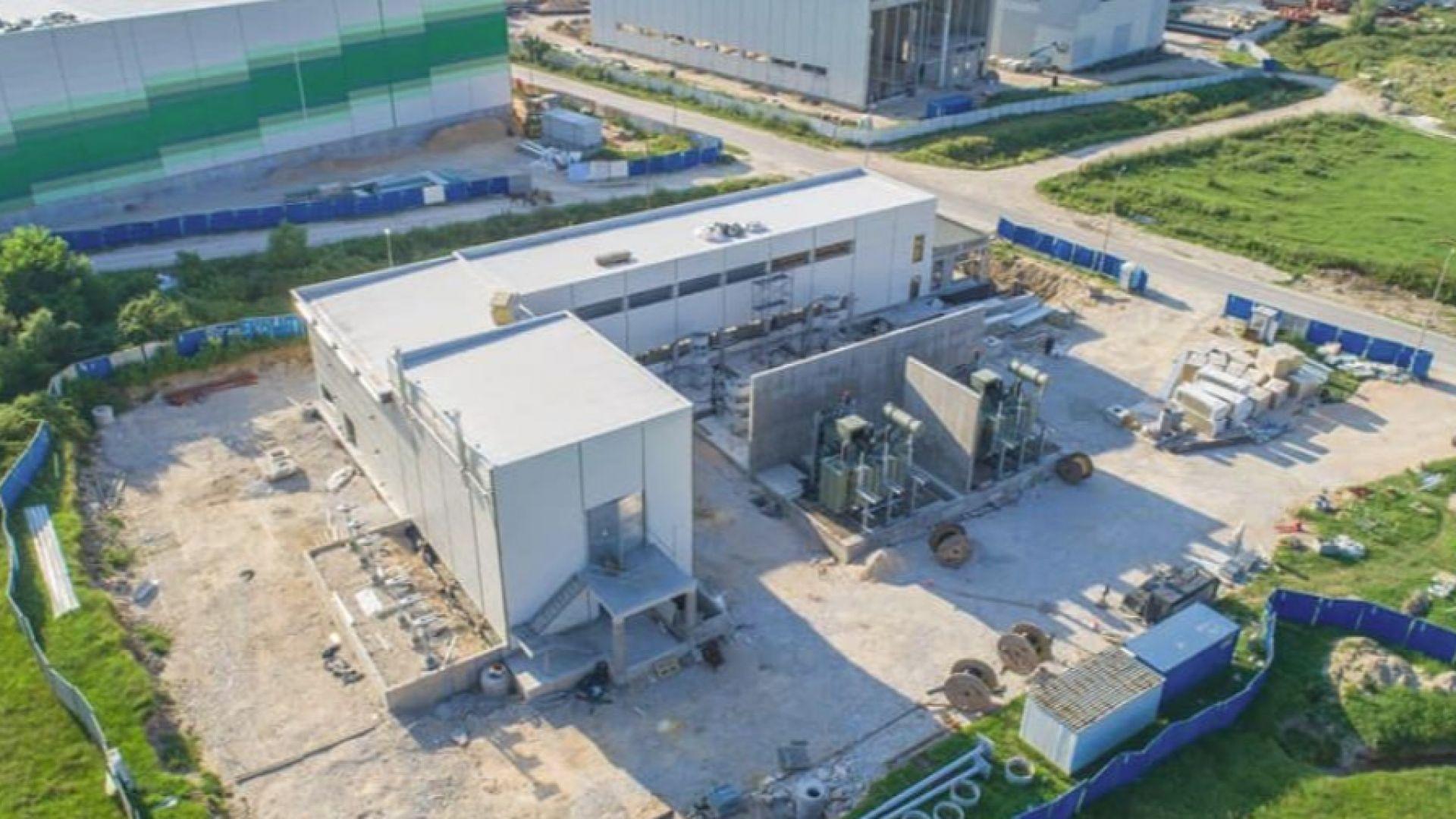 Кирил Домусчиев: Новият завод в Пещера ще е готов в срок