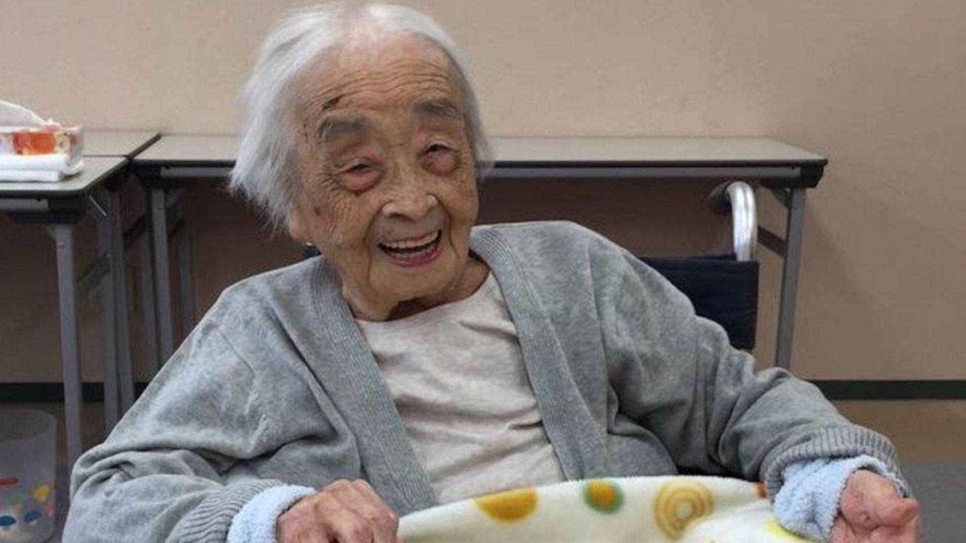 Почина най-възрастният човек в света - 117-годишна японка