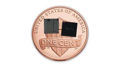 Google разкри ултра малък AI чип