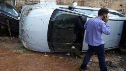 Бебе на туристи и още 4-ма души загинаха при буря на гръцкия остров Евбея (видео)