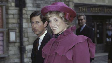 Статуя на принцеса Даяна ще бъде монтирана в парка на двореца Кенсингтън догодина