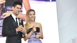 Новак Джокович и съпругата му пребориха коронавируса