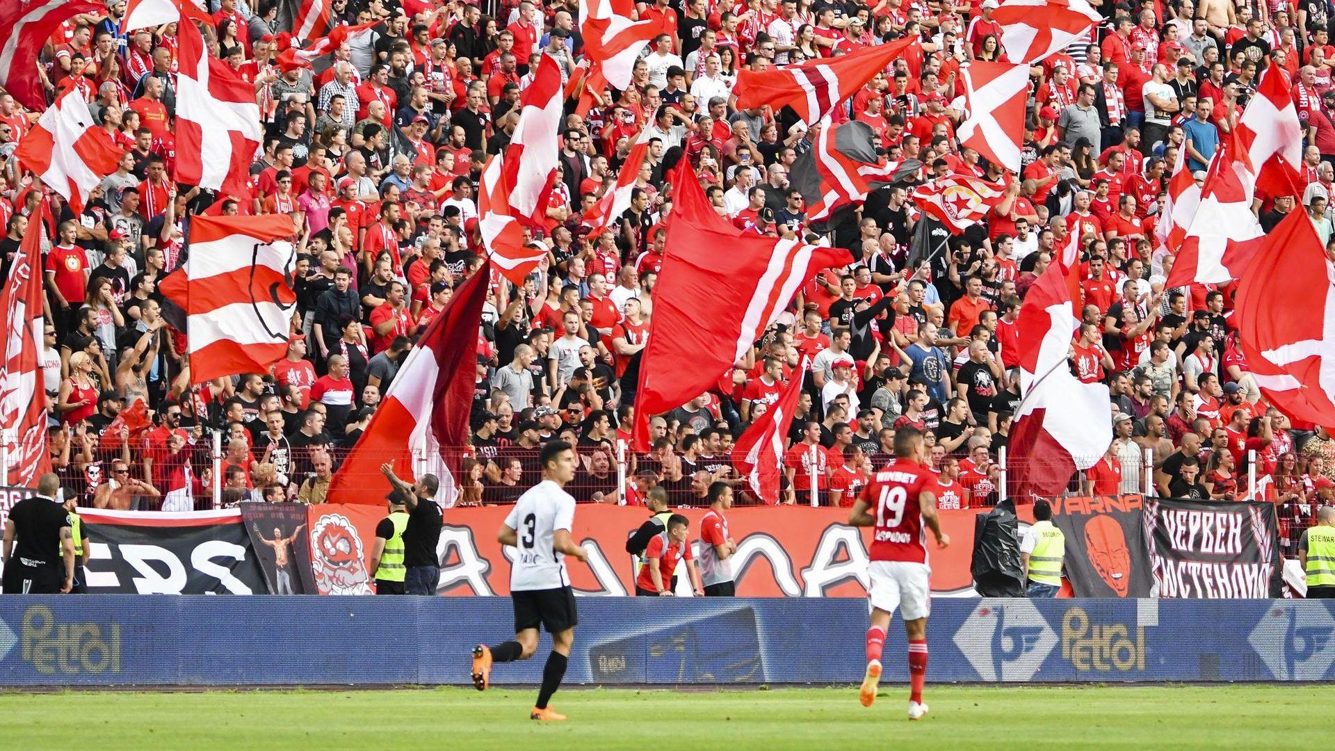 Лудост за билети преди европейския мач на ЦСКА в четвъртък